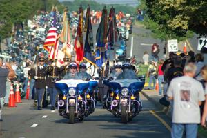 Where to catch a glimpse of the last Rolling Thunder ride