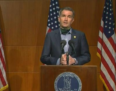 Northam news conference