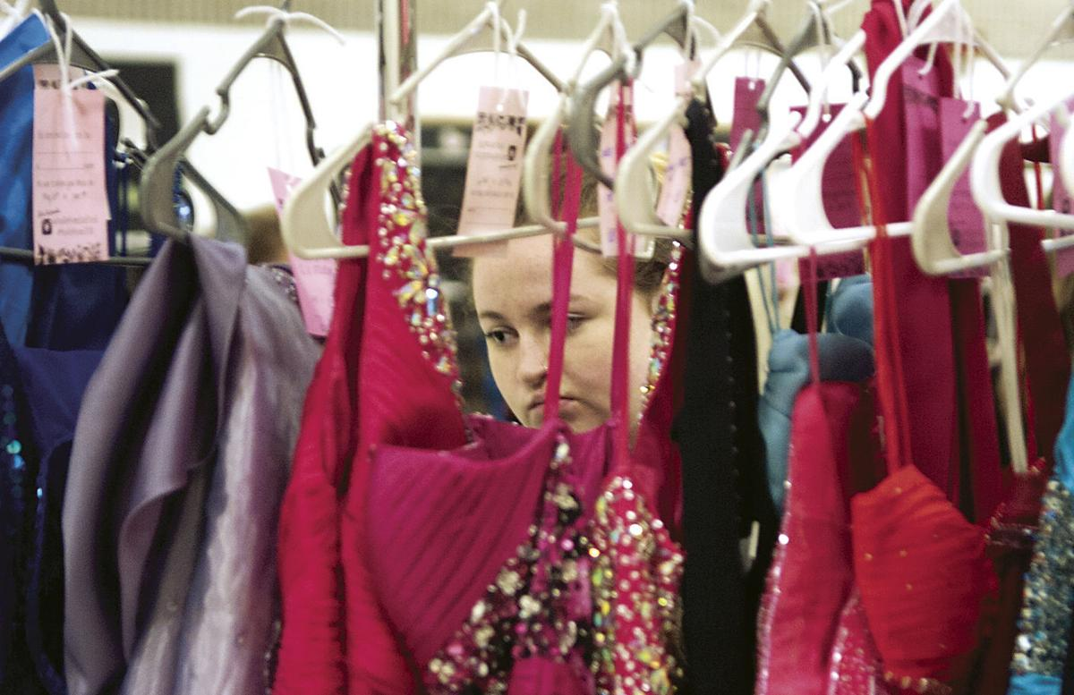 Stafford pop-up shop makes prom dress choice easier | News ...