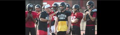 Madison coach coaching