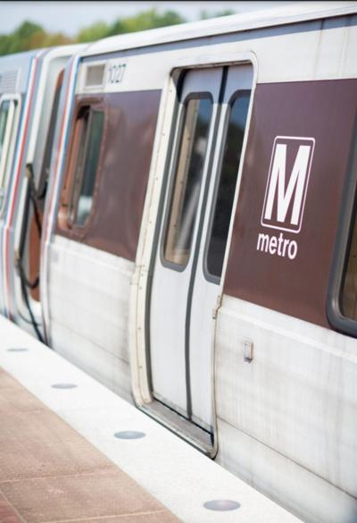 Metro Train  -- Northern Virginia Chamber of Commerce photo
