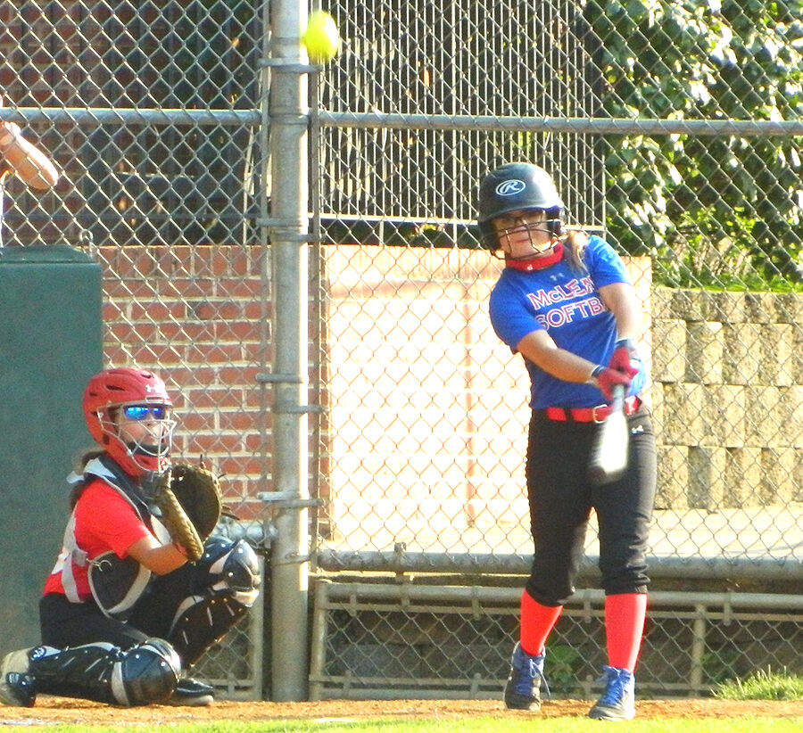 McLean Little League softball 1
