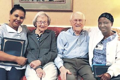 Couple gives back to retirement-community employees in Lake Ridge