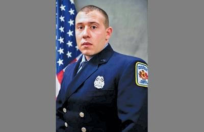 Fairfax firefighter honored as tops in Va.