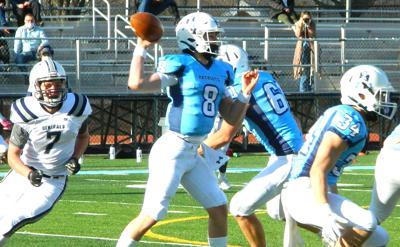 Yorktown quarterback Larsen