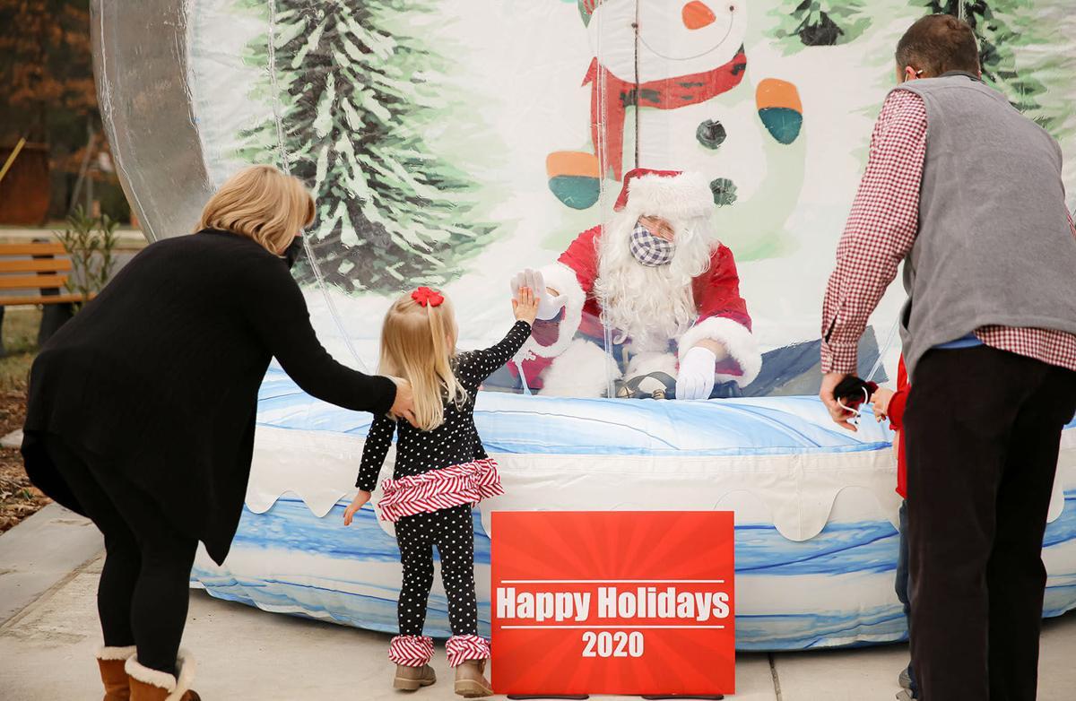 McLean Christmas celebration 2020 2