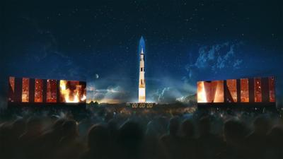 Washington Monument display to celebrate Apollo 11 anniversary