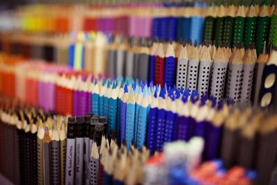 school supplies colored pencils pixabay