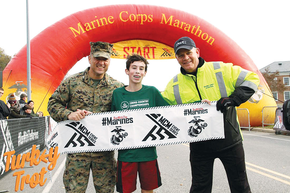 Marine Corps Marathon Turkey Trot | Marine World