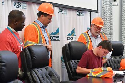 CTE signing