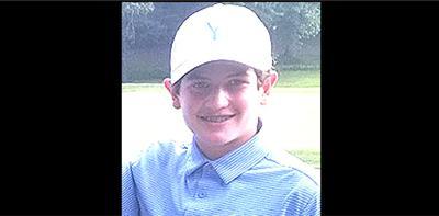 Yorktown High golfer