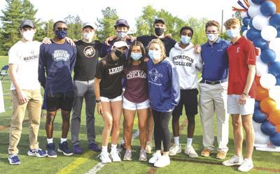 Potomac School athletes