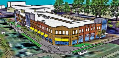 Vienna officials move forward with library/garage proposal