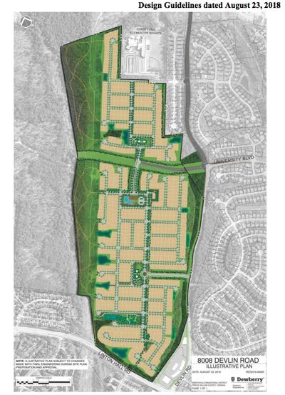 Developer planning 551 homes in Bristow