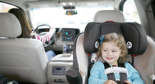 Northam signs rear-facing car seat requirement into law | Politics ...