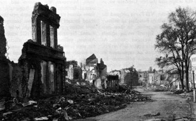 Battle of Aachen anniversary noted