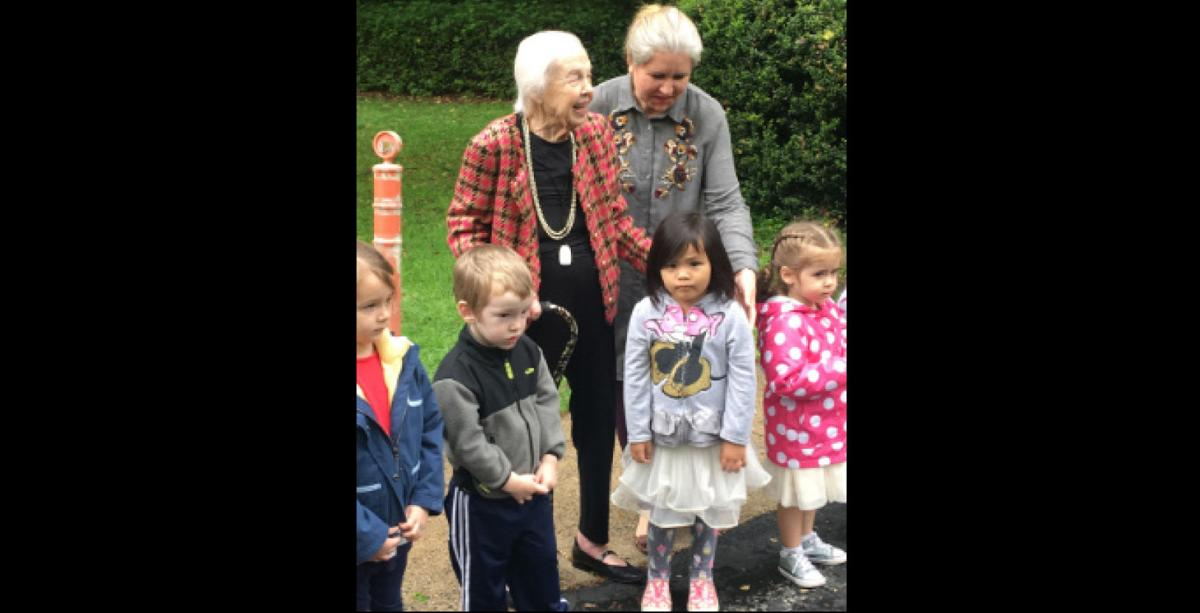 Parkwood School founder lauded for commitment to public ...