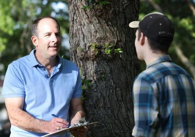 Civic leader plans grass-roots run for Arlington board