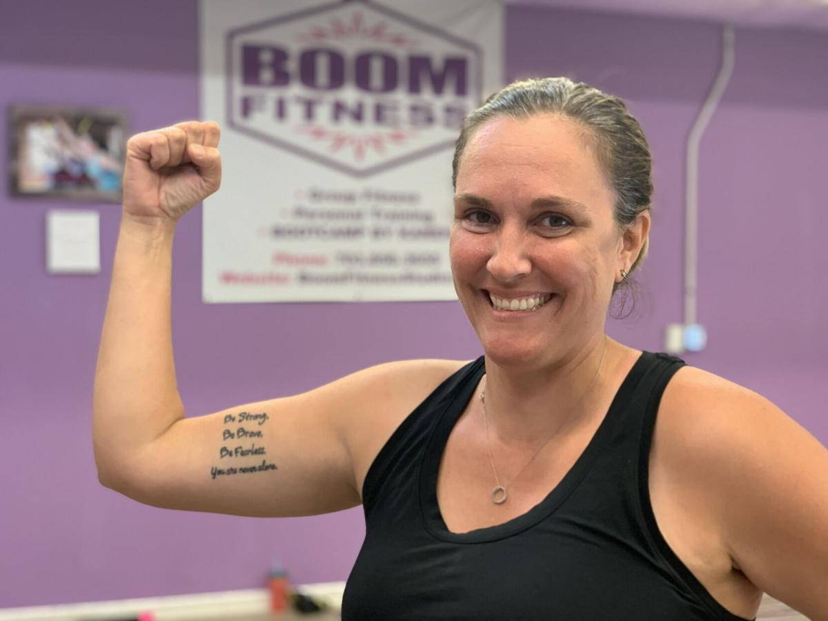 Boom Fitness booming back from COVID