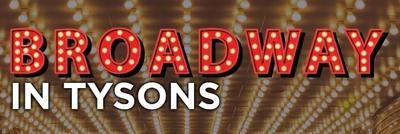 Broadway in Tysons logo