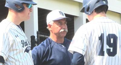 Baseball coach Verbanic