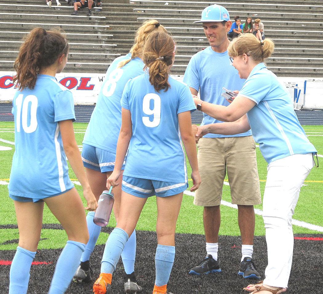 Yorktown state final soccer 11
