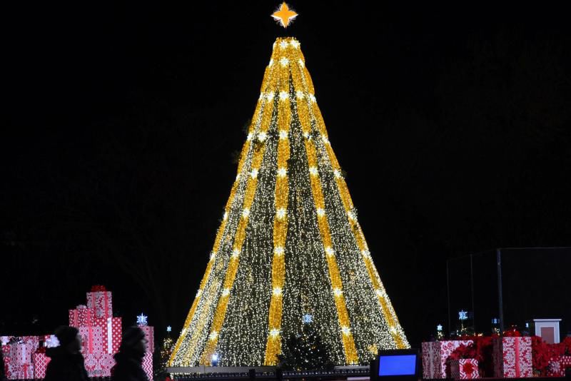 National Christmas Tree Lighting lottery opens for tickets | News ...
