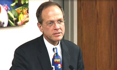 Arlington Superintendent Patrick Murphy