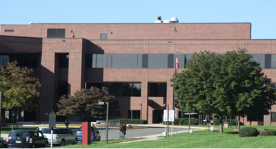 Prince William Courthouse