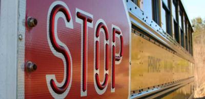 Prince William County school bus generic