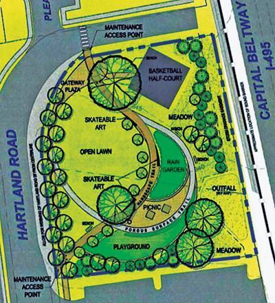 New park on horizon for Merrifield area