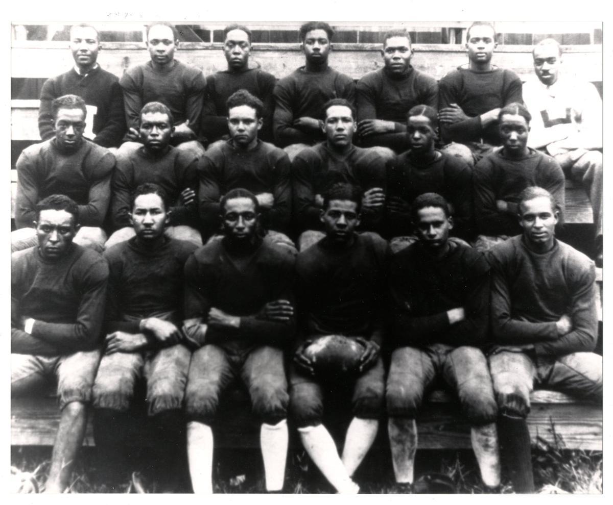The 1927 Manassas Industrial School football team