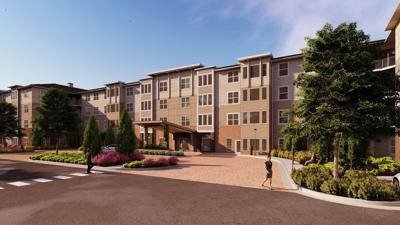Senior apartments begin construction in Woodbridge