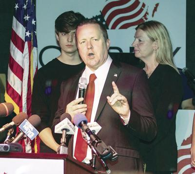 Corey Stewart wins GOP primary for U.S. Senate