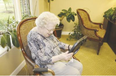 Overcoming Barriers of Isolation: Aging Together's iPads for Seniors Program