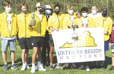 Oakton region champs