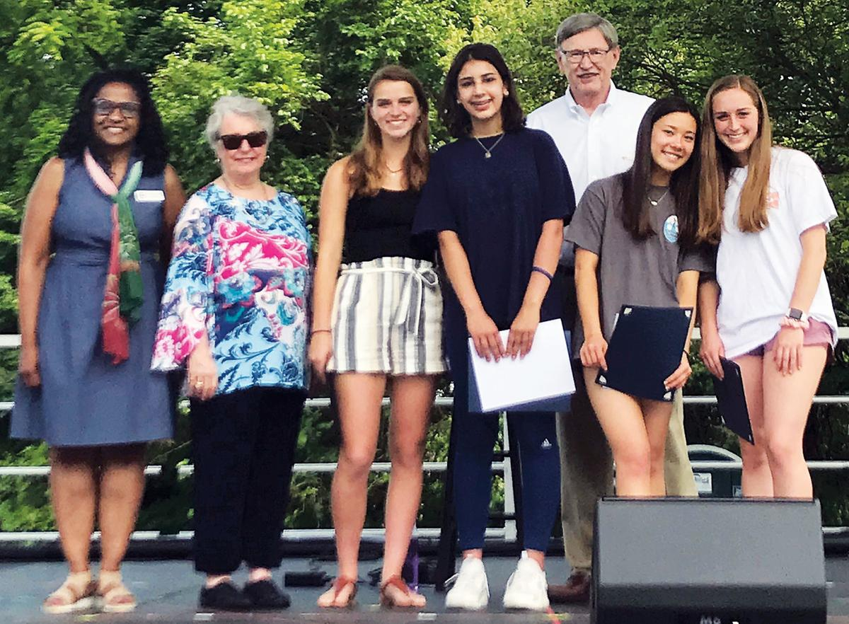 McLean students lauded for outstanding citizenship 1