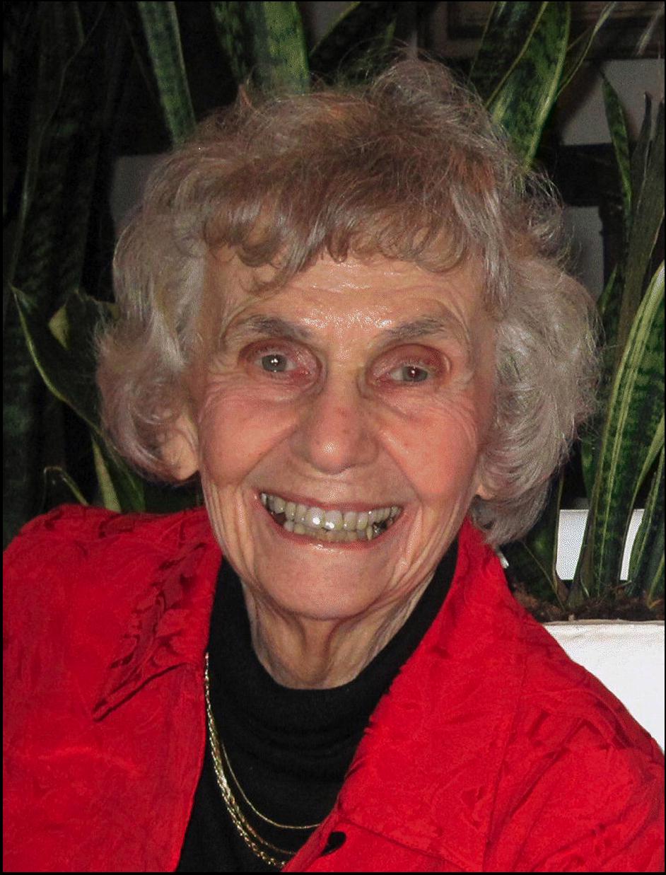 Patricia Marie Moll Granger, 94