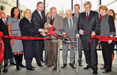McLean Community Center project nears completion