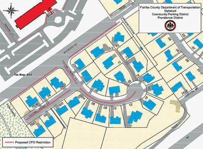 Fairfax supervisors establish Idylwood community-parking district