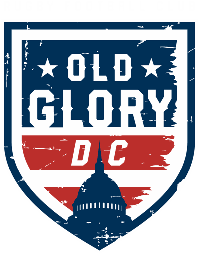 Old Glory DC Rugby Team logo