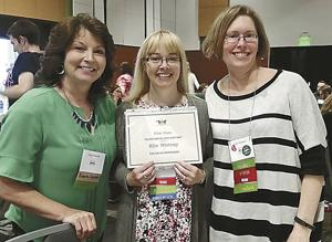 Stafford childhood friends become award-winning authors