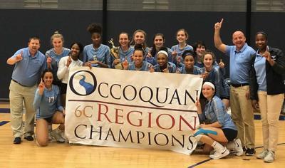 Colgan volleyball 2018 region champs2.jpg