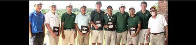 Langley golfing champs