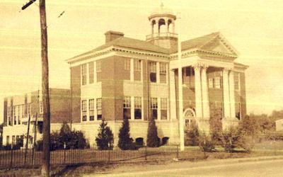 Wilson School in 1930s