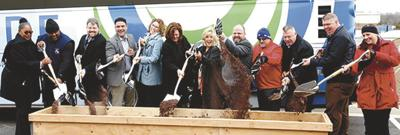 PRTC breaks ground for bus maintenance facility