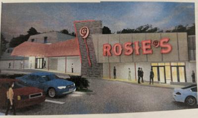 Rosie's in Dumfries