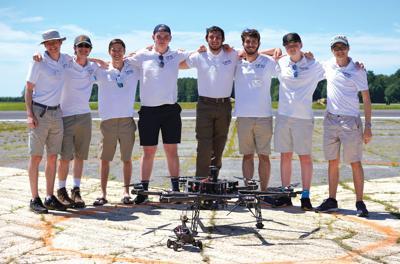 Flint Hill School team finds success in robotics competition