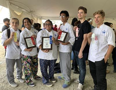 FCPS students bring home honors in state SkillsUSA competition
