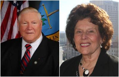 John and Ernestine Jenkins